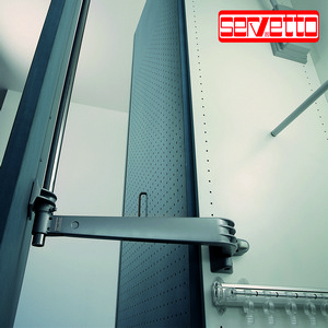 SERVETTO - V sistem otvaranja garderobera