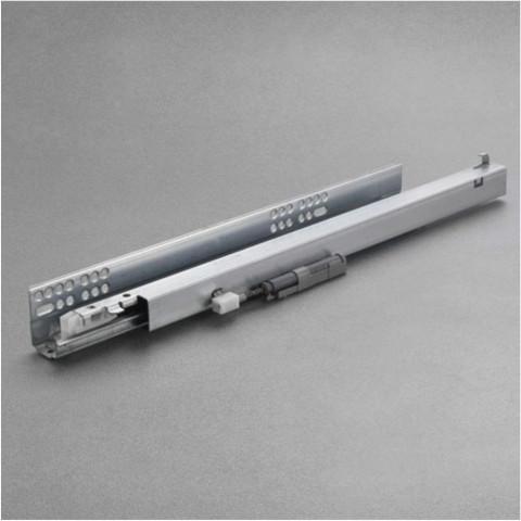 Klizač Salice Futura Unica 6558/50cm (PI) push+soft close