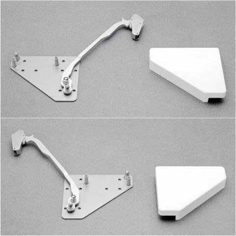 Podizni mehanizam SALICE-folding H600-L