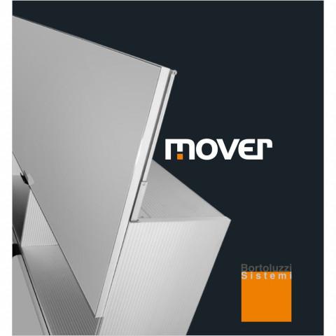 Klizni mehanizam MOVER - L2400 H600 - 18mm