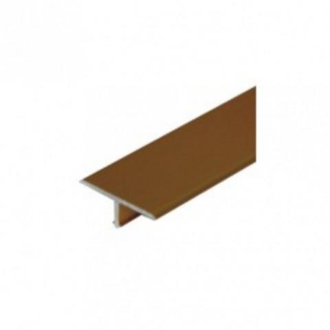 ALU. PRELAZNI T-profil 25mm (270cm) - GPRT25