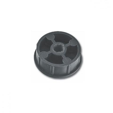 PVC čep fi 40 sa navojem dublji