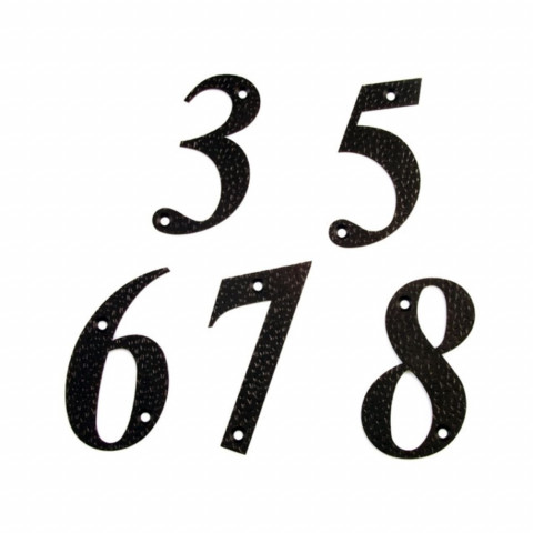 "Amig broj ""0"" crni"