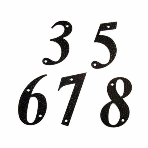 "Amig broj ""6"" crni"