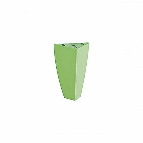 Nogica 717 H.125 zelena 12