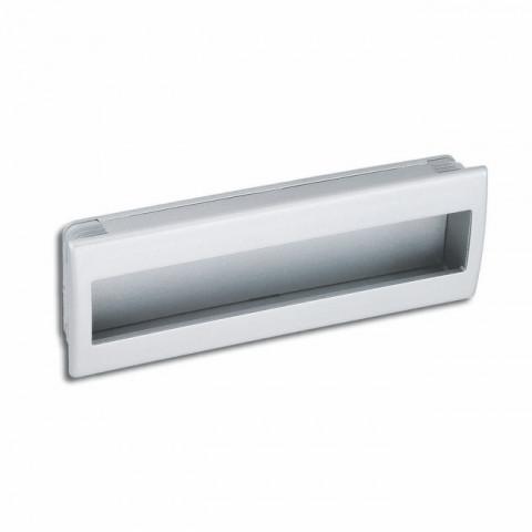 Ručica 057 usadna aluminijum