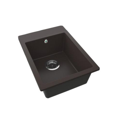 Granitna sudopera IVO 400x500 1k - Braon