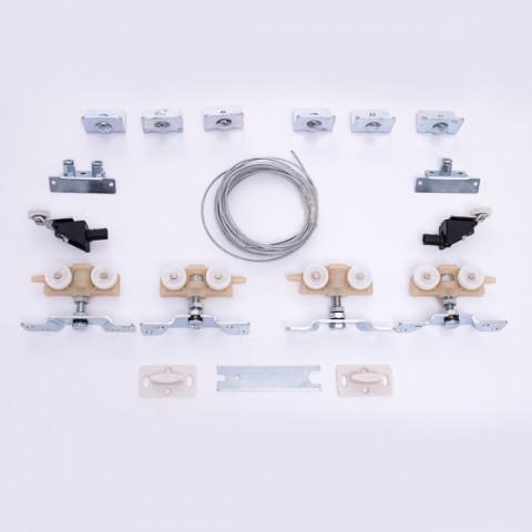Klizni mehanizam HSK 801 (za vrata)