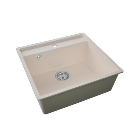 Granitna sudopera MAGMA 530x500 1k - Bež