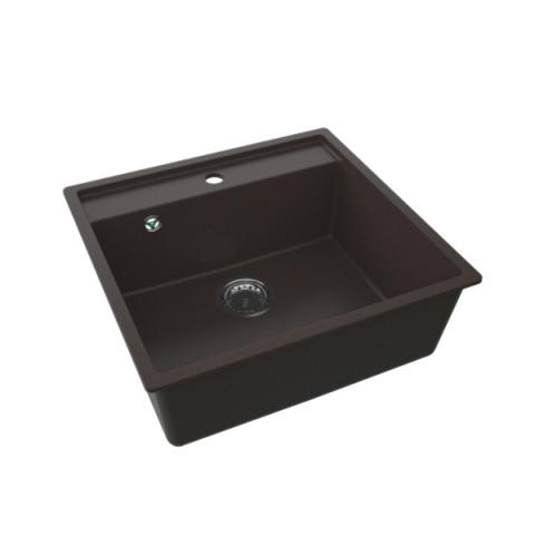 Granitna sudopera MAGMA 530x500 1k - Braon