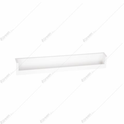 Ručica 368 nasadna bela