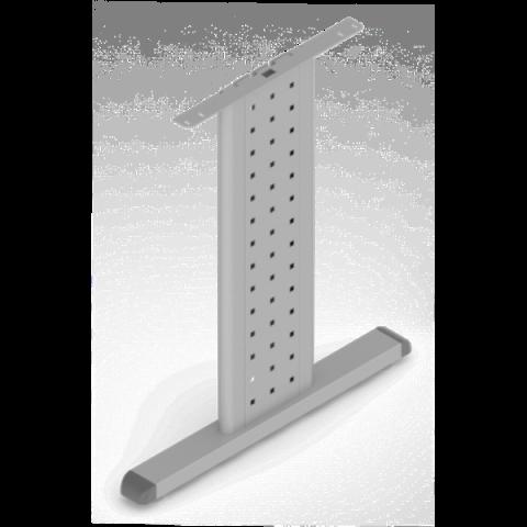 Sistem za sto WORK T600 - 2 Noge + Vezač