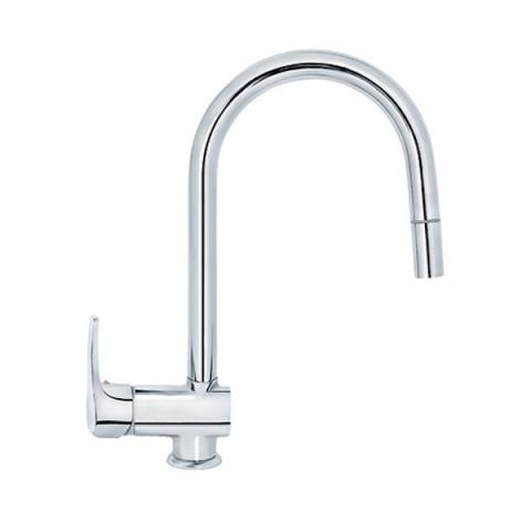 Slavina JC38601 – CUBO za sudoperu sa izvlačnim tušem