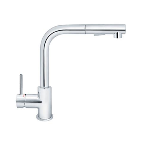 Slavina JZ38601 – ZERRO za sudoperu sa izvlačnim tušem 2 cevi