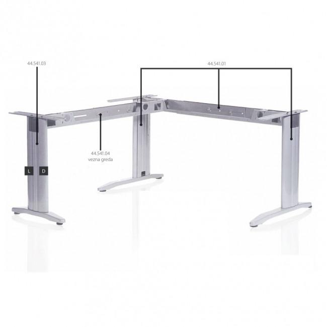 Vezna greda za kancelarijski sto noge za kancelarijske for Table za stolove