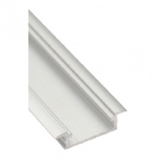 profil za led traku ukopavaju i dubina 6mm 3m la 134300 ll 03 alu profili za led trake. Black Bedroom Furniture Sets. Home Design Ideas