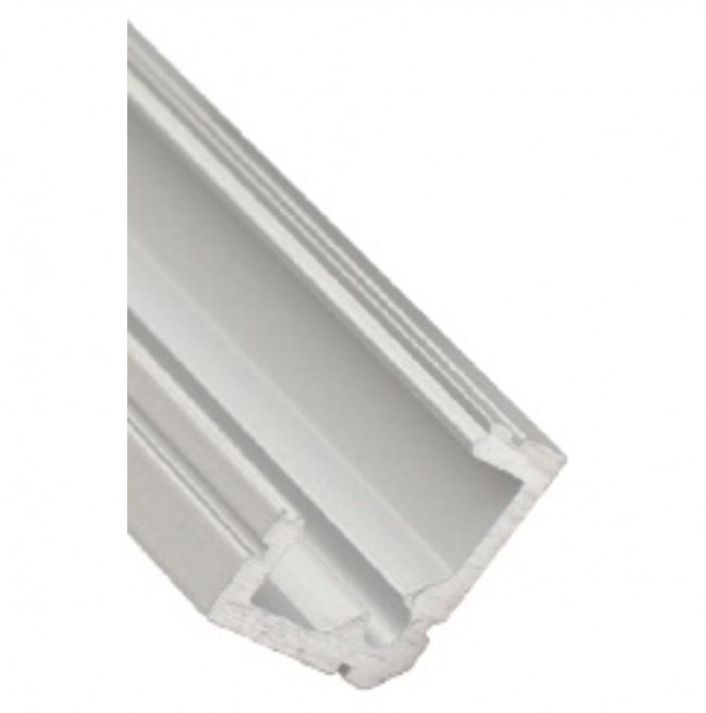 ugaoni profil za led traku 18x18 3m la 134700 ll 07 alu profili za led trake rasveta. Black Bedroom Furniture Sets. Home Design Ideas