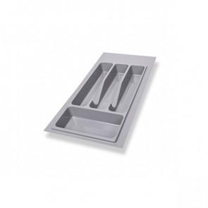 Ladica za kuhinjski pribor siva 30cm Volpato