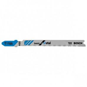 Ubodna testera (631013) T 118A za metal