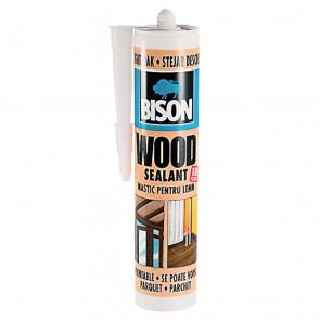 Bison wood sealant oak crt 300ml 137483