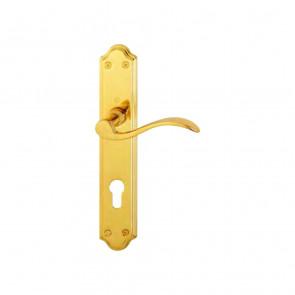 Kvaka šilt MALAGA (mesing / boja zlata) za wc L