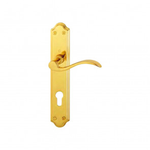 Kvaka šilt MALAGA (mesing/boja zlata) za wc D