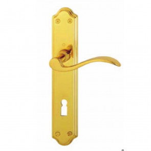Kvaka šilt MALAGA (mesing) ključ