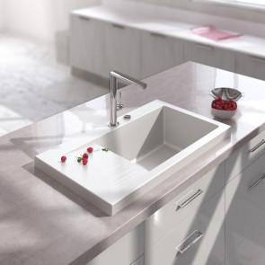 Granitna sudopera CUBO 800x470 1ko