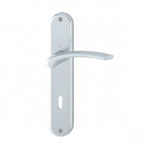 Kvaka šilt IBIZA F1 (boja aluminijuma) ključ 1171/3022P