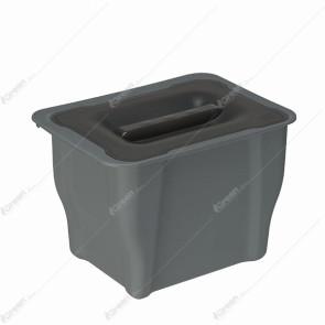 Kanta za smeće MULTI 5l Antracit