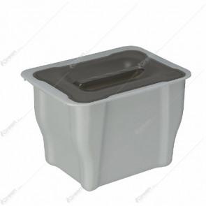 Kanta za smeće MULTI 5l Siva
