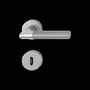 Kvaka rozeta LECCE H Cr/F9 ključ