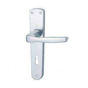 Kvaka šilt MILANO F1 (boja aluminijuma) ključ 143/206P
