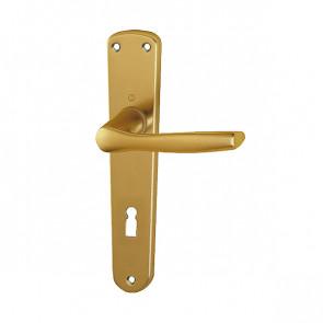 Kvaka šilt MILANO F4 (bronza) ključ 143/206P