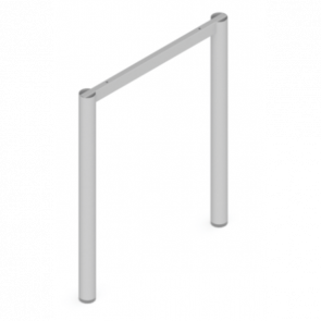 Sistem za sto HOXO 50/600 - 2 Noge + Vezač