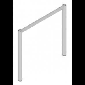 Sistem za sto HOXO 50/800 - 2 Noge + Vezač